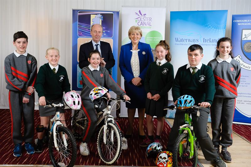 Launch of Ulster Canal Greenway Project Phase 2