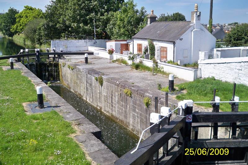 Lock 1 Lock House Royal Canal