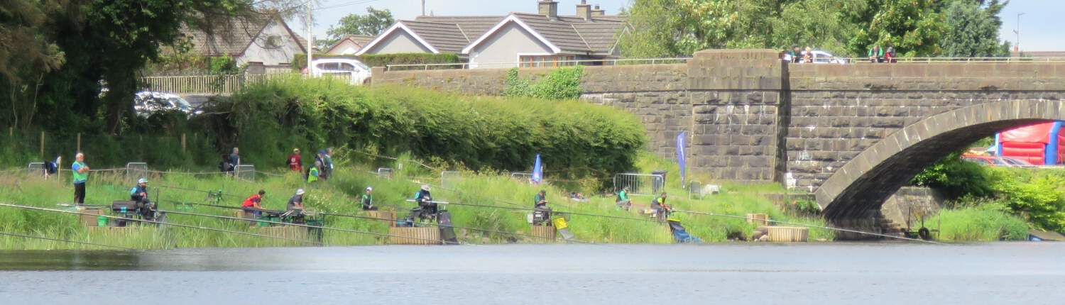 European Angling Champs Lower Bann 2019